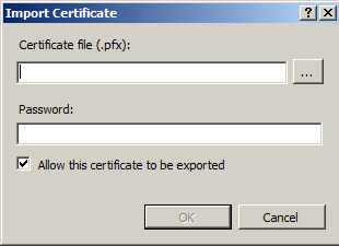 How to install an SSL certificate on Microsoft IIS7 – HelpDesk
