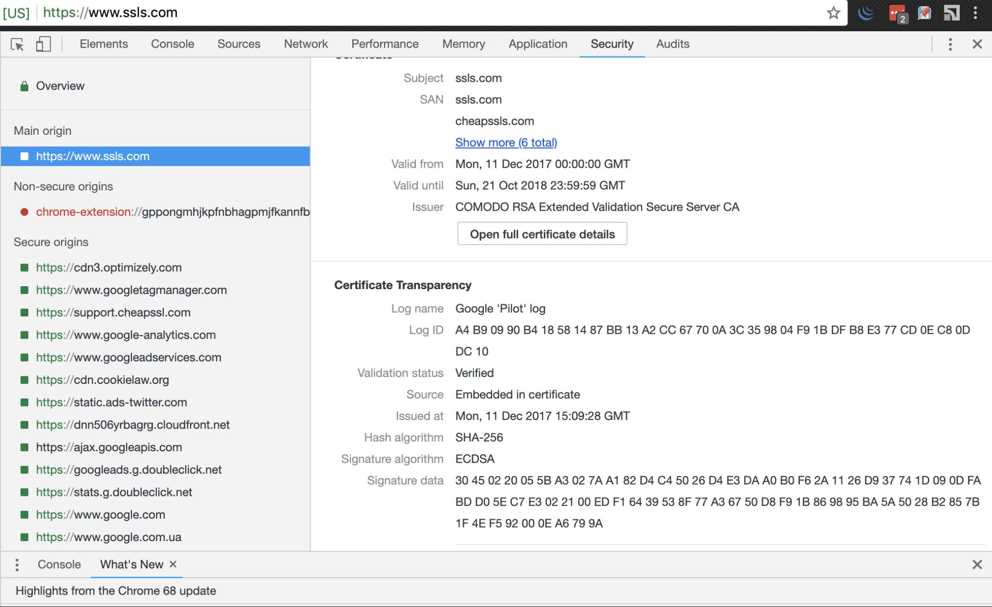 What is Certificate Transparency – HelpDesk   SSLs com