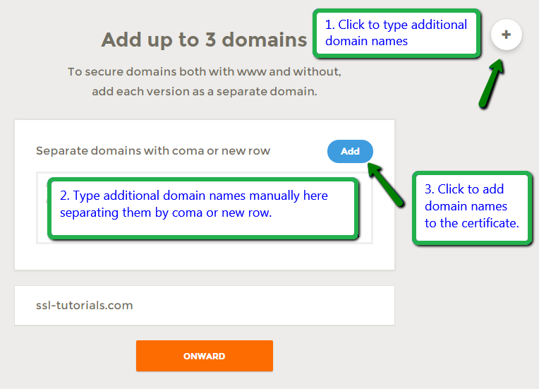 How to make sure domain is correct in the CSR? – HelpDesk