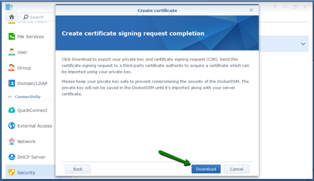 How can I find the private key for my SSL certificate? – HelpDesk